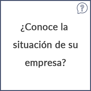 Conocer la situación actual de la empresa en Rey Mendez, S.L.